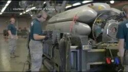 На оновлення ядерної зброї США планують витратити 1 трильйон доларів протягом наступних 30 років. Відео