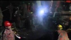 2013-04-30 美國之音視頻新聞: 西方零售商承諾補償孟加拉大廈坍塌受害人