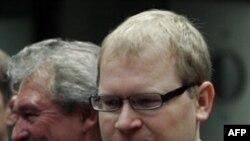 Министр иностранных дел Эстонии Урмас Паэт (архивное фото)