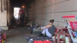 Philadelphia's Battle Against Opioids Takes Aim at Hard-Hit Neighborhood