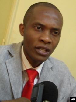 Professor António Ngulawa, Namibe, Angola