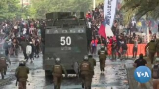Violence and Protests Continue in Many Latin American Nations