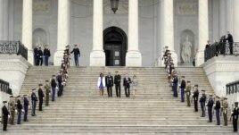 SHBA: Fillojnë aktivitetet e inaugurimit të Presidentit