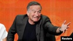 Aktor Robin Williams telah lama mengalami depresi parah, sebelum ditemukan tewas hari Senin (11/8) di rumahnya di California, AS (foto: dok).