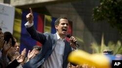 Venesuelanın Milli Assambleyasının sədri Xuan Quaydo