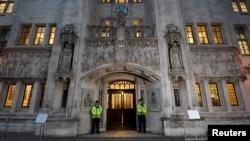 英国最高法院
