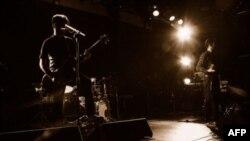 Ban nhạc Rock The Doors