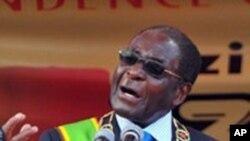 زمبابوے کے صدر اختیارات کی تقسیم میں توسیع کے مخالف