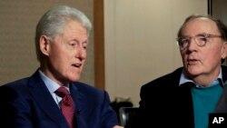 Autori romana; Bill Clinton I James Patterson