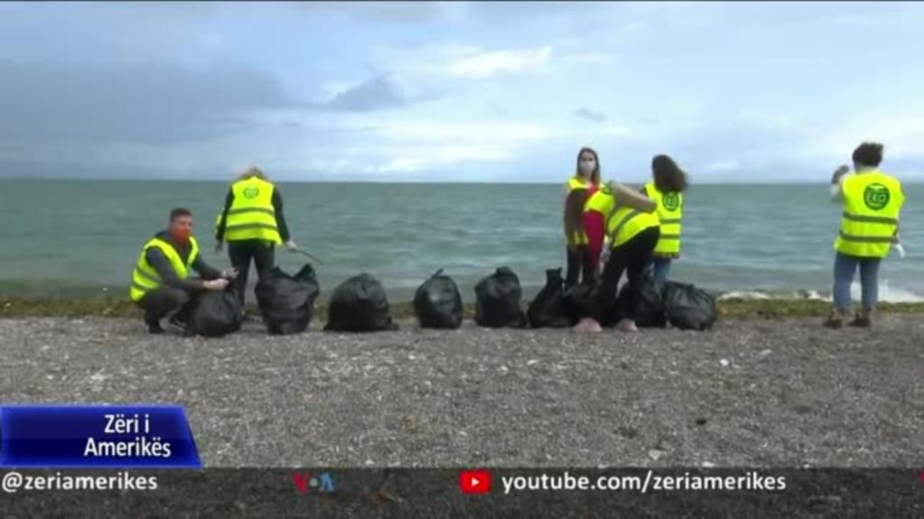 Shkodër, të rinjtë në mbrojtje të mjedisit