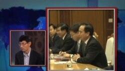 世界媒体看中国:金三的把戏