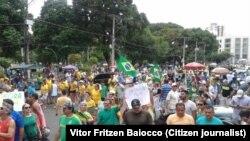 Brasileiros volta às ruas