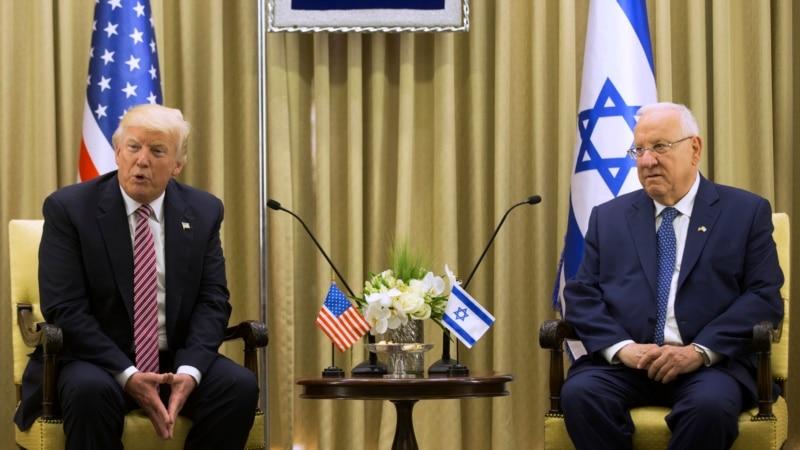 Presiden Trump Kecam Agresi Iran dalam Kunjungan ke Israel