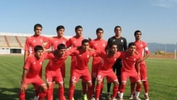 شکست نوجوانان ایران