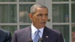 Obama për ndërhyrjen në Siri