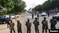 Sojojin Nigeria