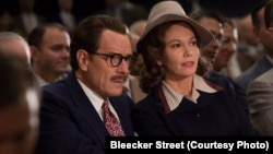 "A scene from the movie, ""Trumbo,"" with Bryan Cranston as Dalton Trumbo and Diane Lane as Cleo Trumbo."
