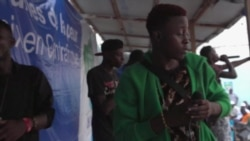 Rapping for Reconciliation in the Central African Republic