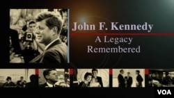 JFK: A Legacy Remembered