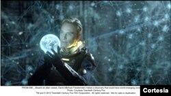 Na vanzemaljskom brodu, Dejvid (Majkl Fasbender) dolazi do otkrića koje može da promeni svet.