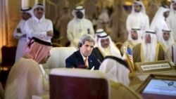 Kerry Meets with Gulf Cooperation Council