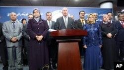 伊拉克議會星期天宣佈休會