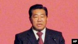賈慶林前往三國訪問