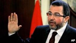 Ο Πρωθυπουργός της Αιγύπτου, Χεσάμ Καντίλ