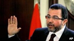 Thủ tướng Ai Cập Hesham Kandil.