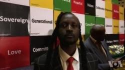 Bryan Muteki Taking Part in Zimbabwe Elections