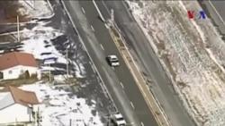 Amerika'da Polis Şüpheli Kovalamacası 2 Saat Sürdü