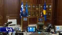 Ministri i jashtëm i Greqisë Nikos Dendias viziton Kosovën