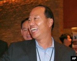 台湾驻美军事代表团团长柏鸿辉