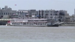40th Anniversary for Mississippi River Steamboat