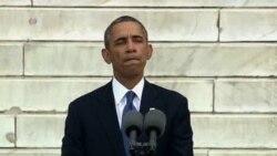 Obama: Jer su oni marširali, Amerika je postala slobodnija i poštenija