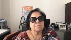 Novella Cəfəroğlu: Beynəlxalq donorlar qaytarılmalıdır