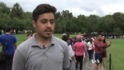 Peshawar School Attack Survivors Conclude US Study Tour