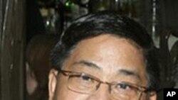 ທ່ານ Soe Aung ເລຂາເອກຂອງສະຖານທູດມຽນມາ (14 ກໍລະກົດ 2011)