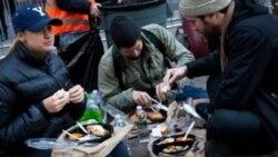 عید شکرگزاری، از رژه نیویورک تا خوردن بوقلمون در وال استریت
