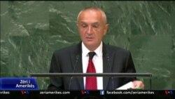 Presidenti Meta mban fjalimin para Asamblesë së Përgjithshme të OKB-së