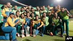 پاکستان نے پہلے تین میچز پر مشتمل ون ڈے سیریز میں میزبان ٹیم کو دوایک سے شکست دی۔ پھر چار میچز کی ٹی ٹوئنٹی سیریز میں تینایک سے فتح اپنے نام کی۔