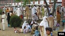 Nasyonzini Mande Asistans Pou Sinistre yo Nan Pakistan