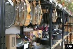 """""""Lodž kast ajron"""" već prodaje svoje posudje u Japanu, Rusiji i na Filipinima."""