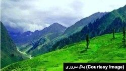 طبیعت زیبای نورستان در افغانستان بی مانند است