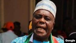 Jigo a jam'iyyar PDP Raymond Dokpesi.
