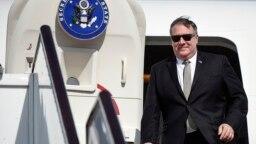 وزیر خارجه آمریکا در سفر به هشت کشور در خاورمیانه به سر می برد.