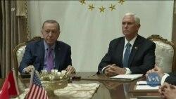 Що військові експерти кажуть про ситуацію на прикордонній із Туреччиною території Сирії. Відео