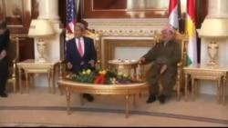 برت مکگورگ نماینده ویژه آمریکا عامل توافق سیاسی در کردستان عراق