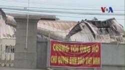 TQ bác yêu cầu của VN, lên án Hà Nội để biểu tình bạo động