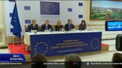 Kosovë: BE-ja vlerëson zgjedhjet, refuzohen kërkesat për rinumërim votash